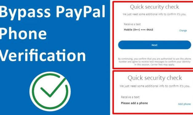 paypal sms verification not working how you can bypass paypal sms verification bypass 2021 text